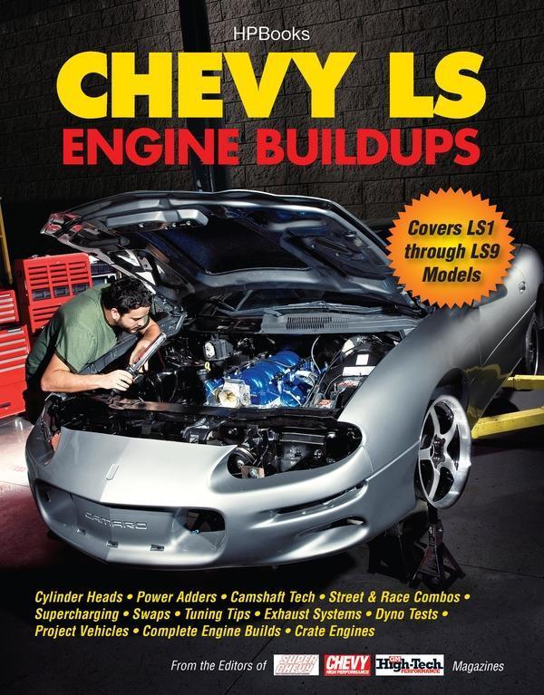 Chevy LS Engine Buildups als eBook Download von...