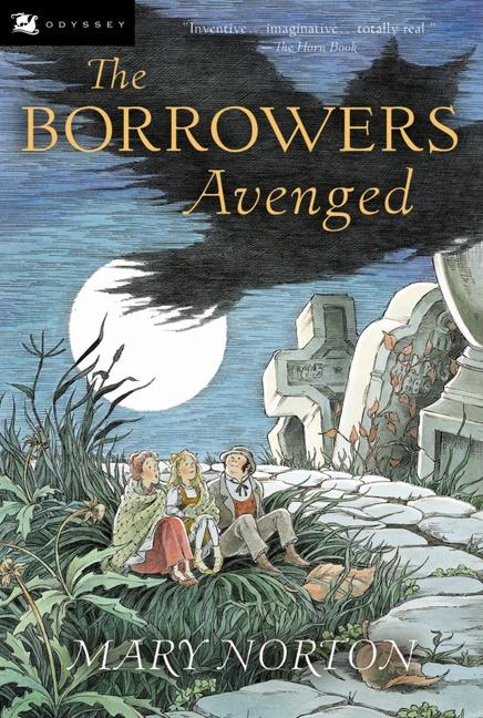 The Borrowers Avenged als Taschenbuch