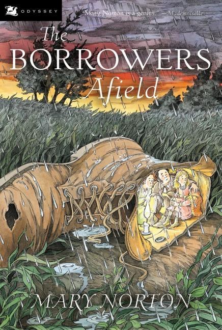 The Borrowers Afield als Taschenbuch