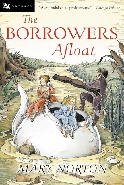 The Borrowers Afloat als Taschenbuch