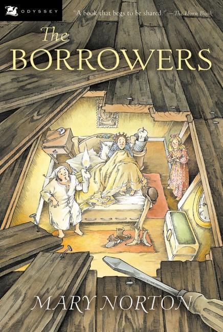 The Borrowers als Taschenbuch