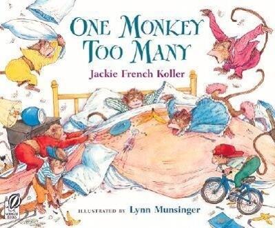 One Monkey Too Many als Taschenbuch