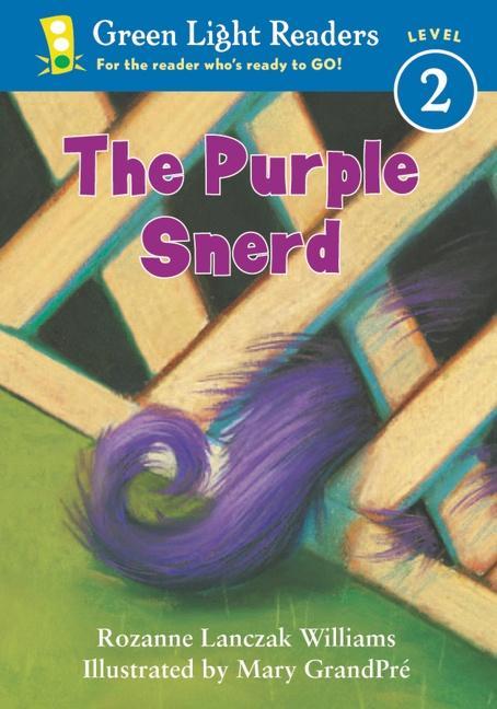 The Purple Snerd als Taschenbuch