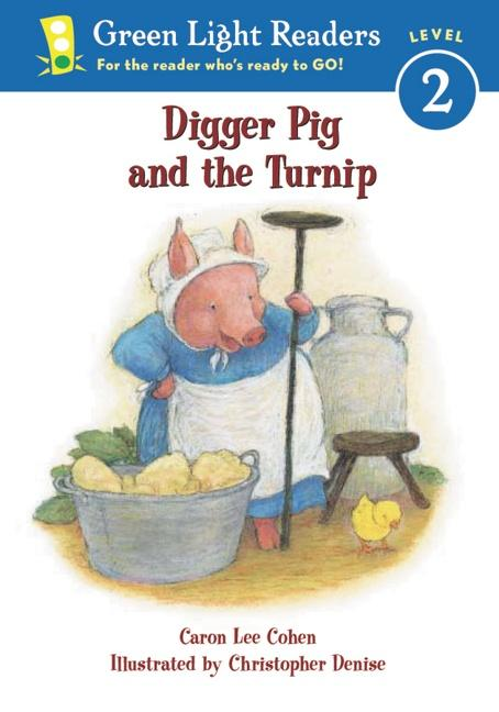 Digger Pig and the Turnip als Taschenbuch