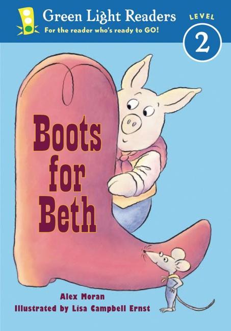 Boots for Beth als Taschenbuch