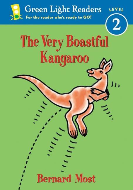 The Very Boastful Kangaroo als Taschenbuch