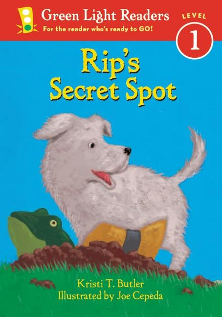 Rip's Secret Spot als Taschenbuch