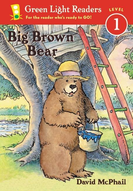 Big Brown Bear als Taschenbuch