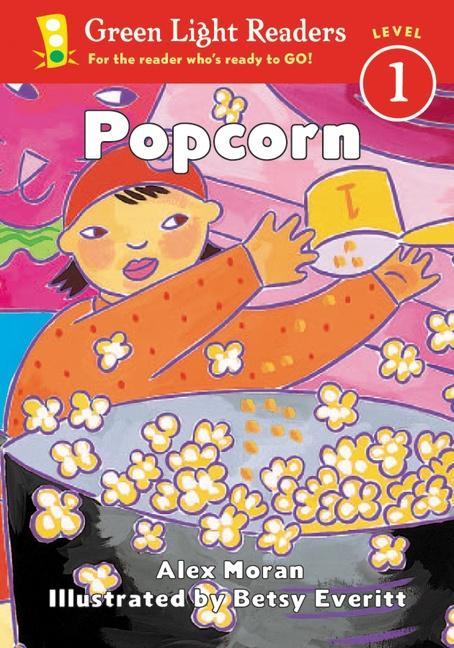 Popcorn als Taschenbuch