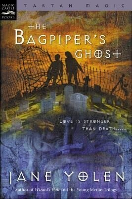 The Bagpiper's Ghost: Tartan Magic, Book Three als Taschenbuch