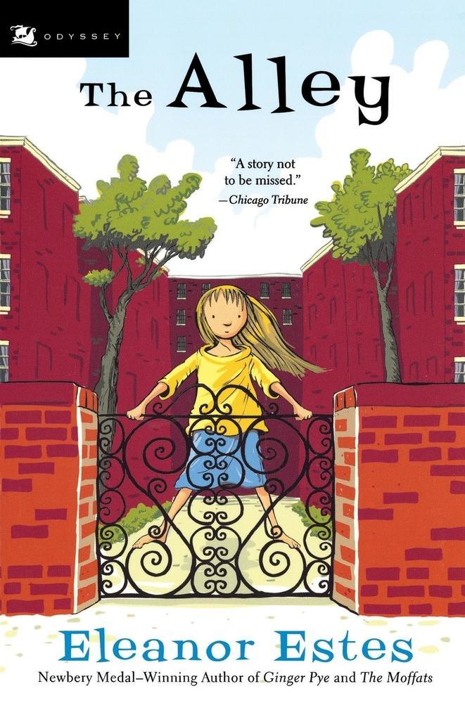 The Alley als Taschenbuch