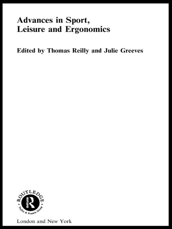 Advances in Sport, Leisure and Ergonomics als e...