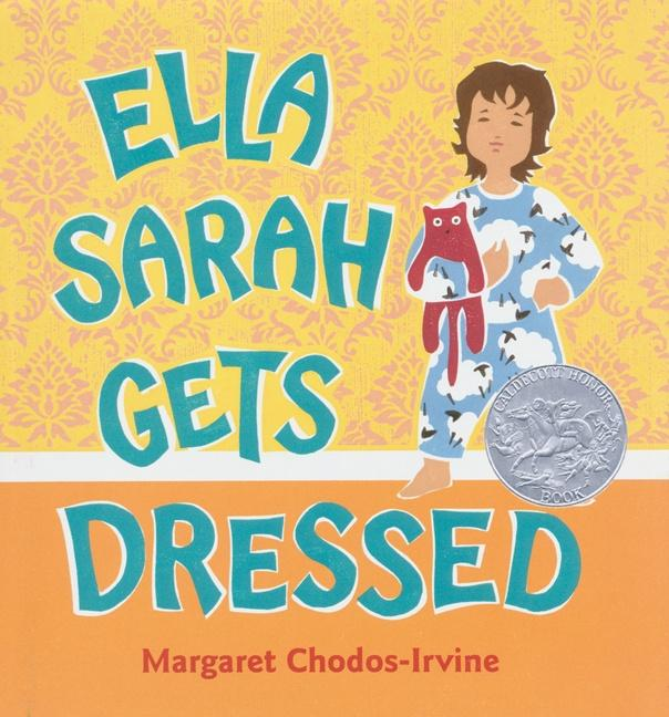 Ella Sarah Gets Dressed als Buch