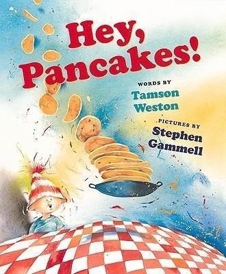 Hey, Pancakes! als Buch