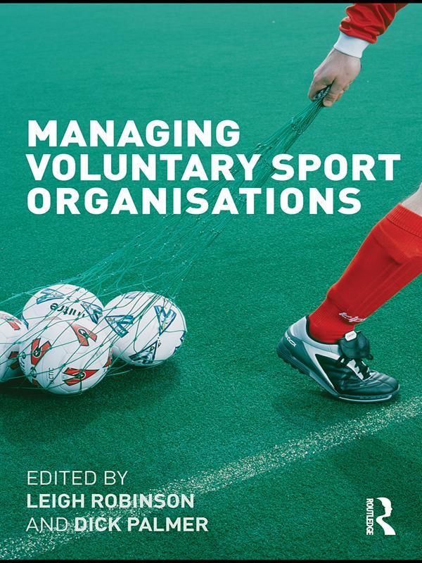 Managing Voluntary Sport Organizations als eBoo...