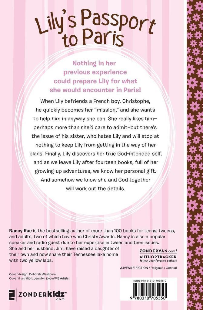 Lily's Passport to Paris als Taschenbuch