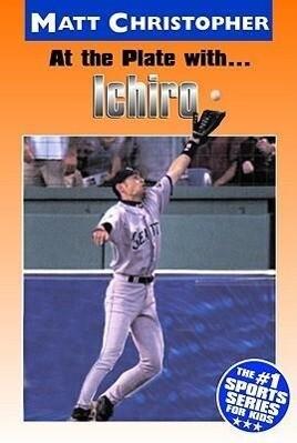 At the Plate With... Ichiro als Taschenbuch
