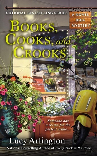Books, Cooks, and Crooks als eBook Download von...