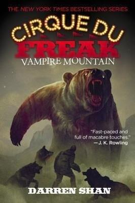 Vampire Mountain als Taschenbuch