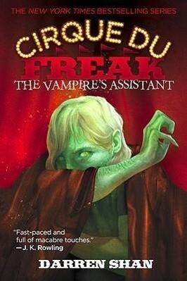 The Vampire's Assistant als Taschenbuch