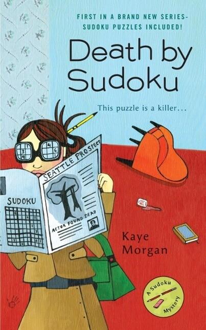 Death by Sudoku als eBook Download von Kaye Morgan