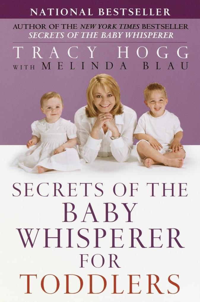 Secrets of the Baby Whisperer for Toddlers als Taschenbuch