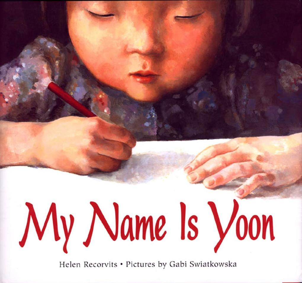 My Name Is Yoon als Buch