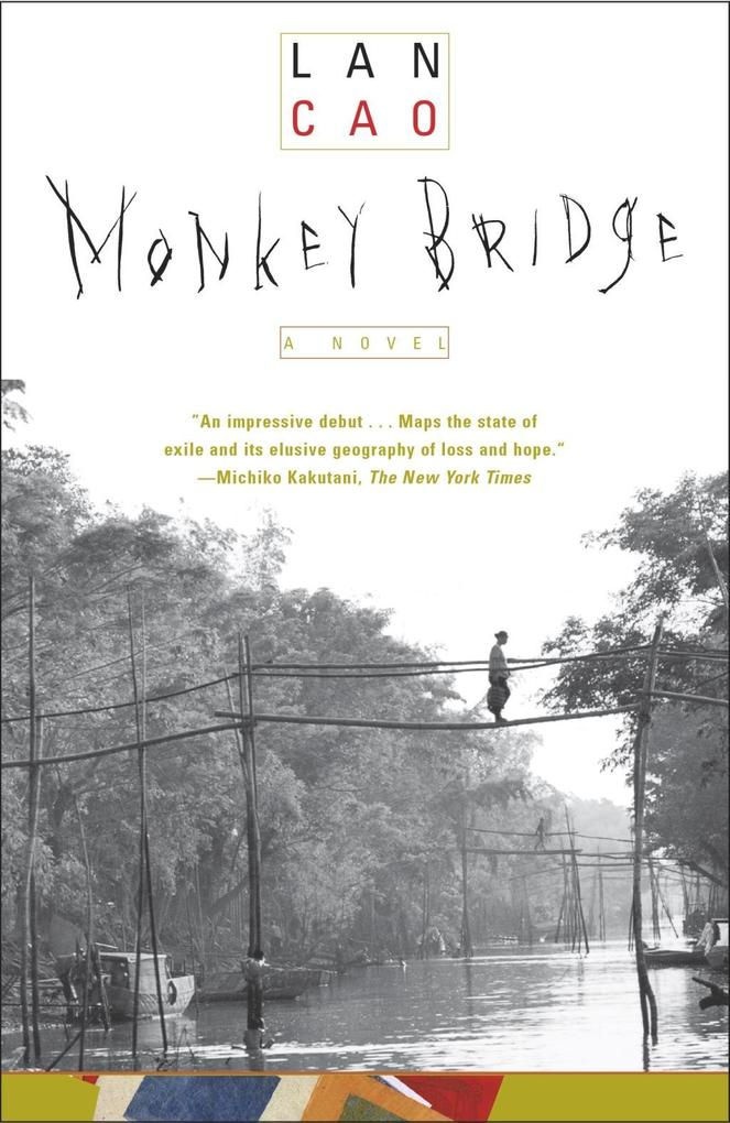 Monkey Bridge als eBook Download von Lan Cao
