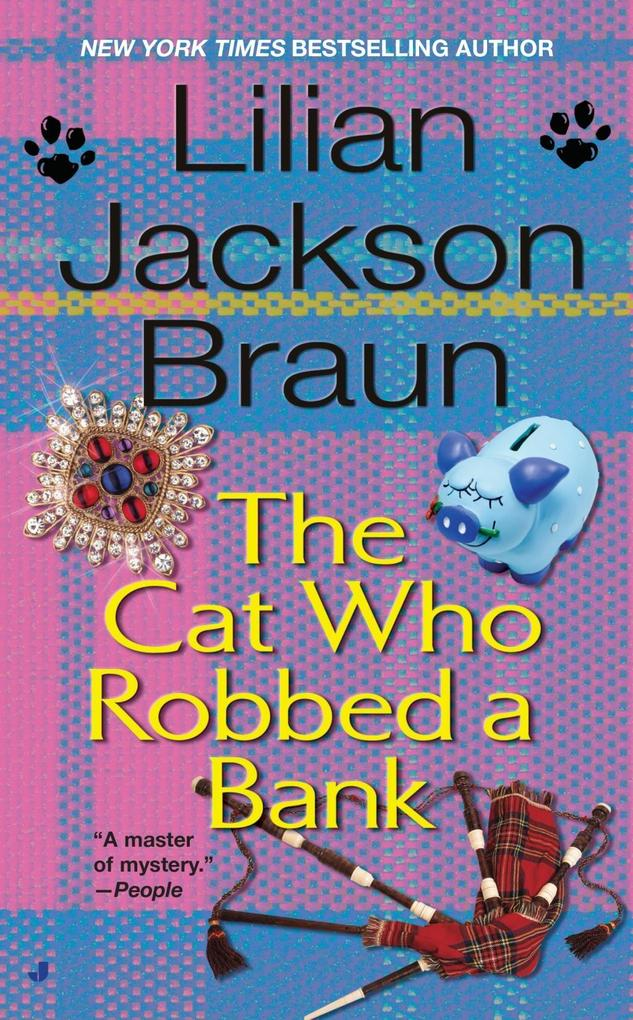 The Cat Who Robbed a Bank als eBook Download vo...