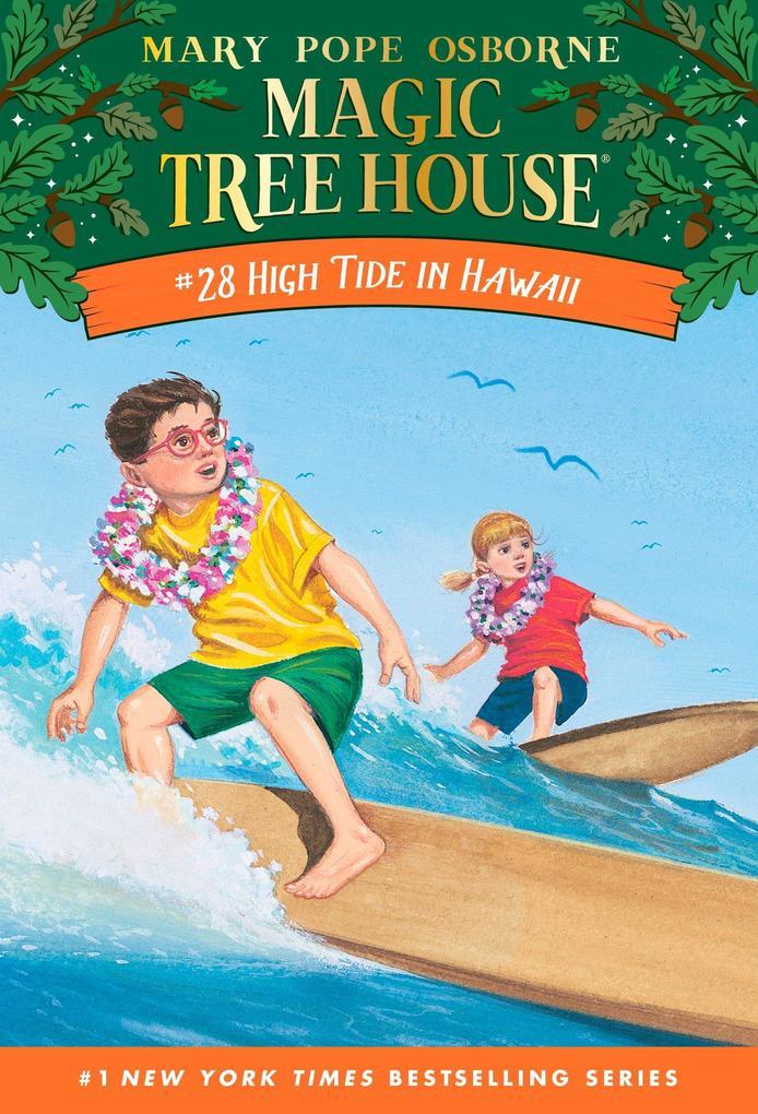 Magic Tree House #28 High Tide In Hawaii als Taschenbuch