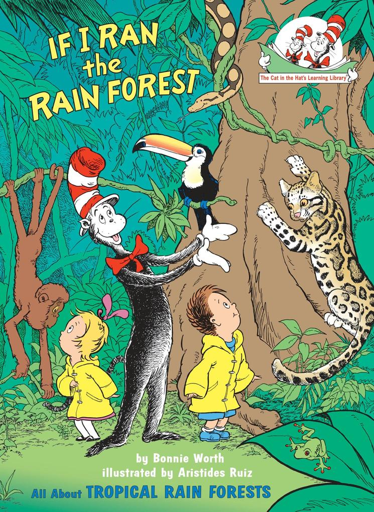If I Ran the Rain Forest: All about Tropical Rain Forests als Buch