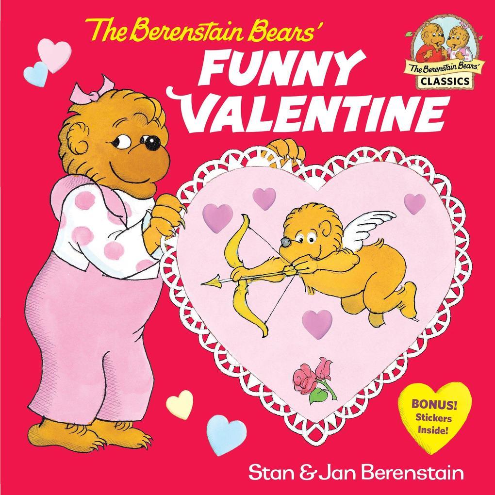 The Berenstain Bears' Funny Valentine als Taschenbuch