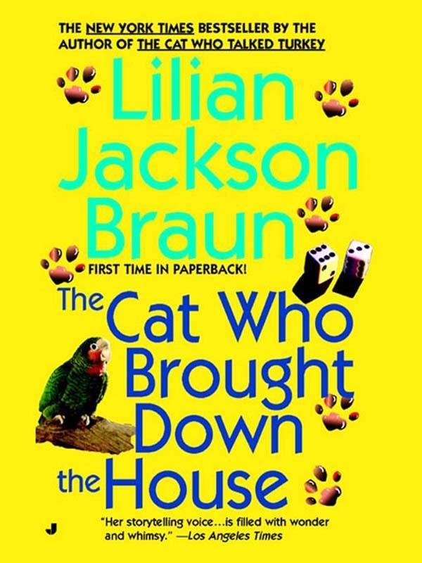 The Cat Who Brought Down The House als eBook Do...