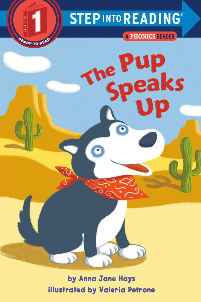 The Pup Speaks Up als Taschenbuch