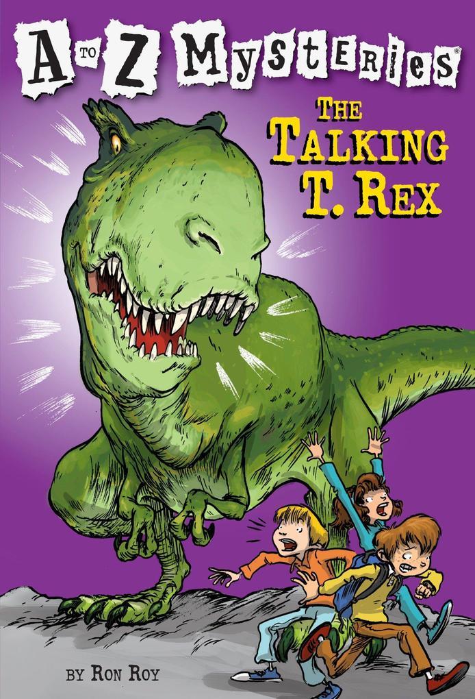 The Talking T. Rex als Taschenbuch