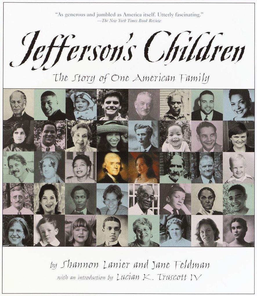 Jefferson's Children: The Story of One American Family als Taschenbuch