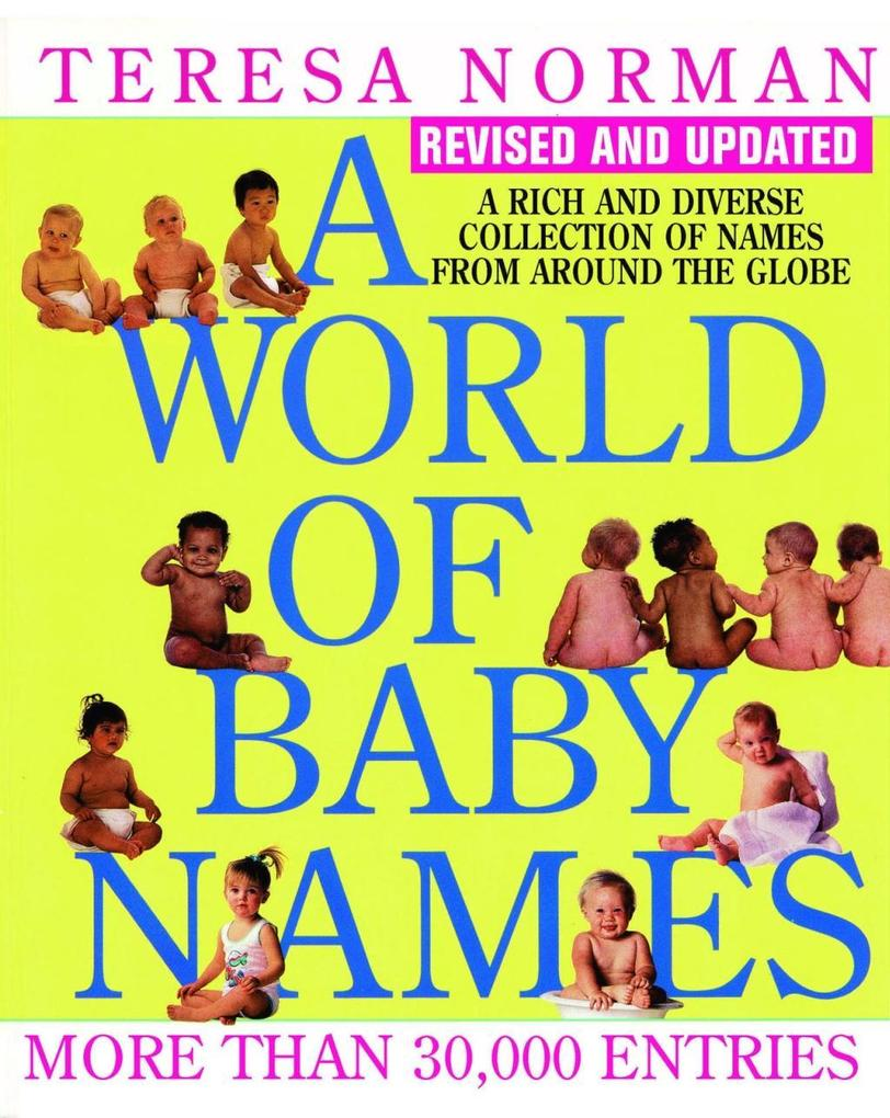 World of Baby Names, A (Revised) als eBook Down...