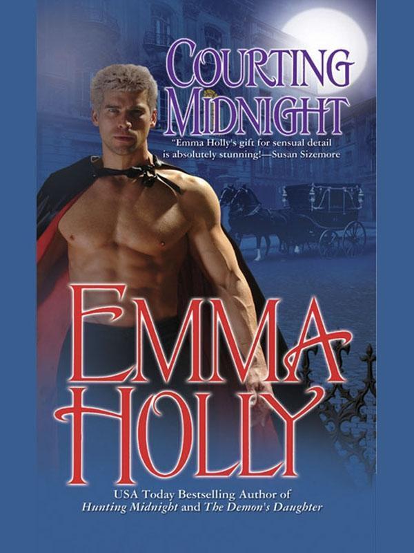 Courting Midnight als eBook Download von Emma H...