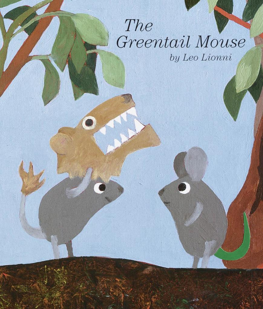 The Greentail Mouse als Buch
