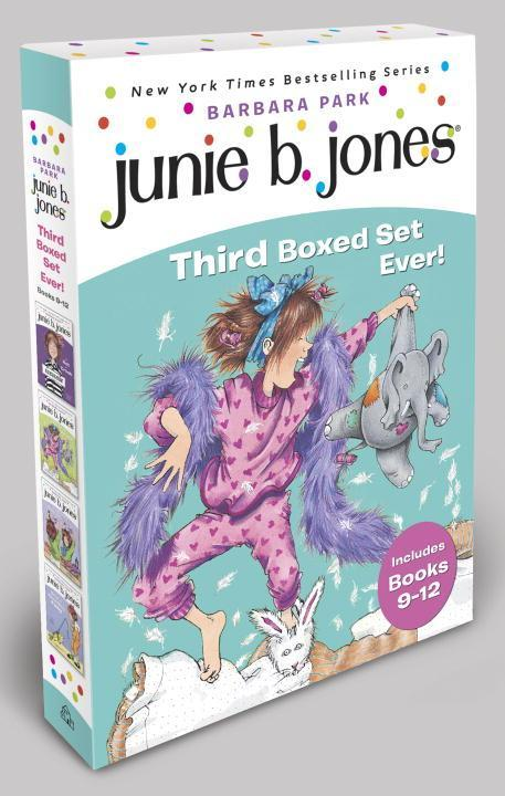 Junie B. Jones Third Boxed Set Ever! als Taschenbuch
