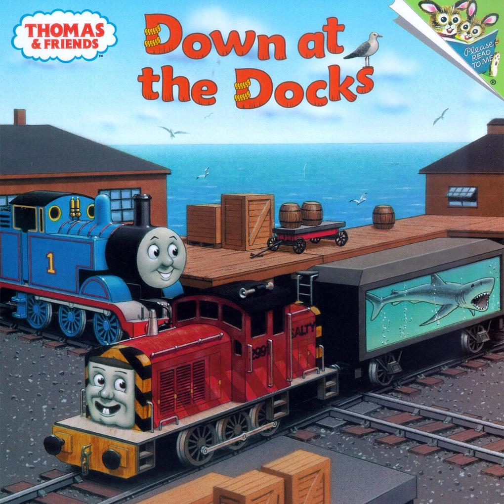 Thomas & Friends: Down at the Docks (Thomas & Friends) als Taschenbuch