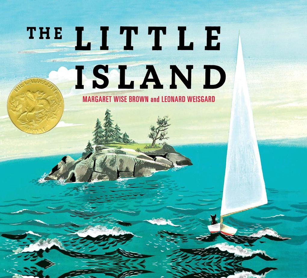 The Little Island als Buch