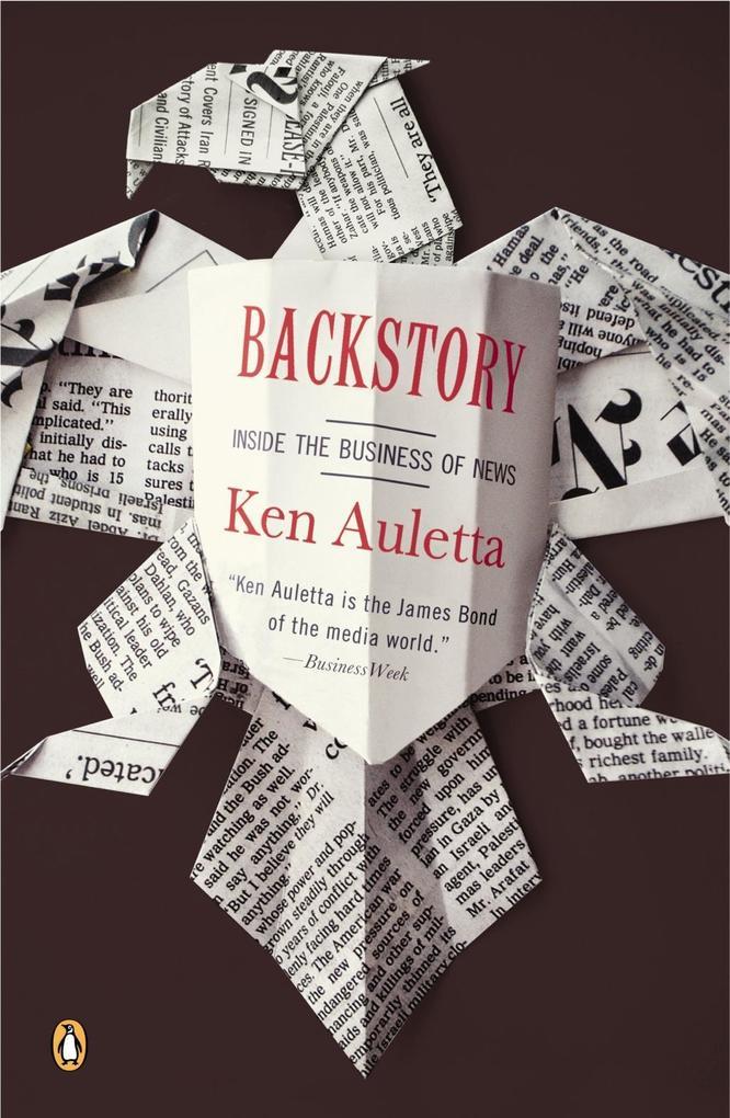 Backstory als eBook Download von Ken Auletta