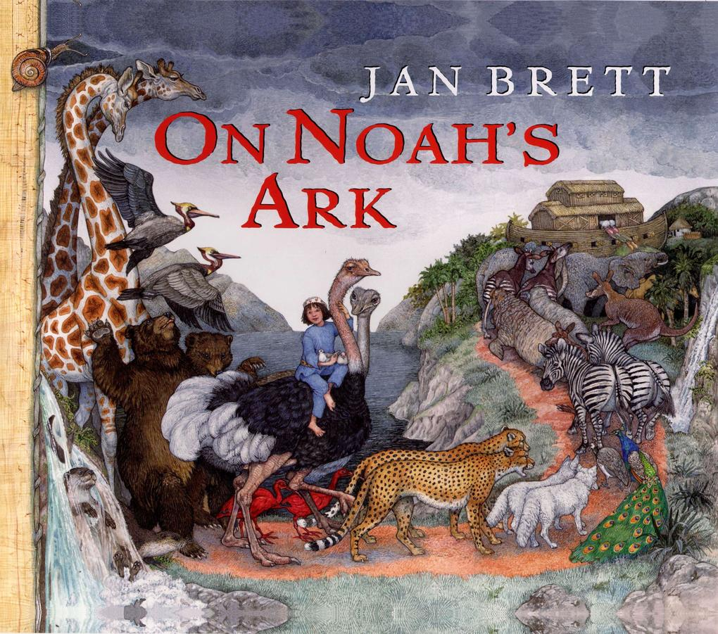 On Noah's Ark als Buch