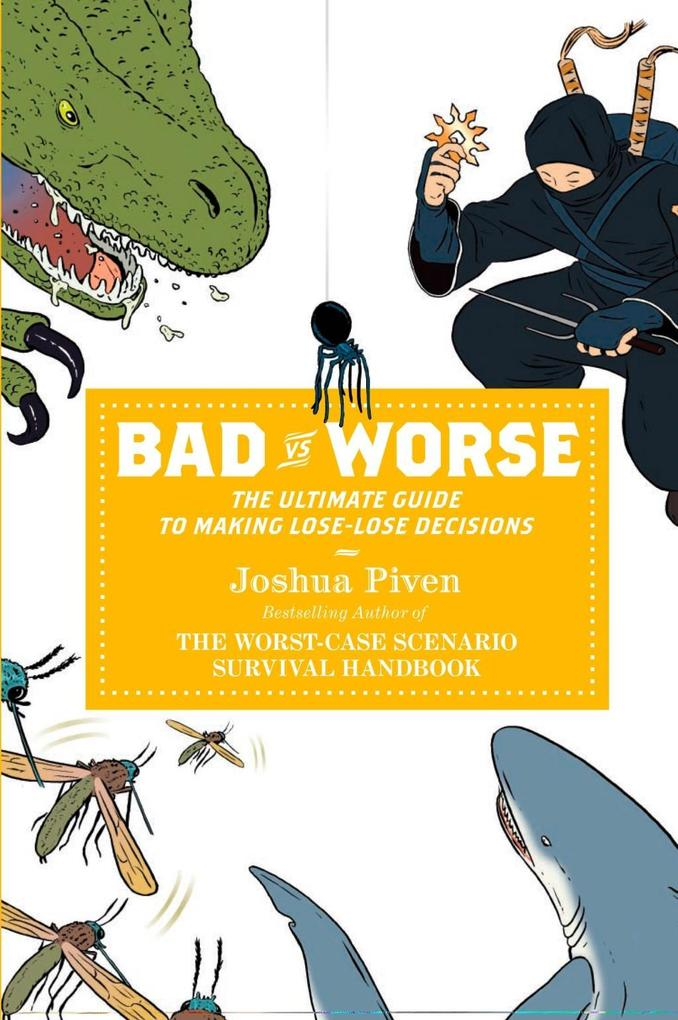 Bad vs. Worse als eBook Download von Joshua Piven