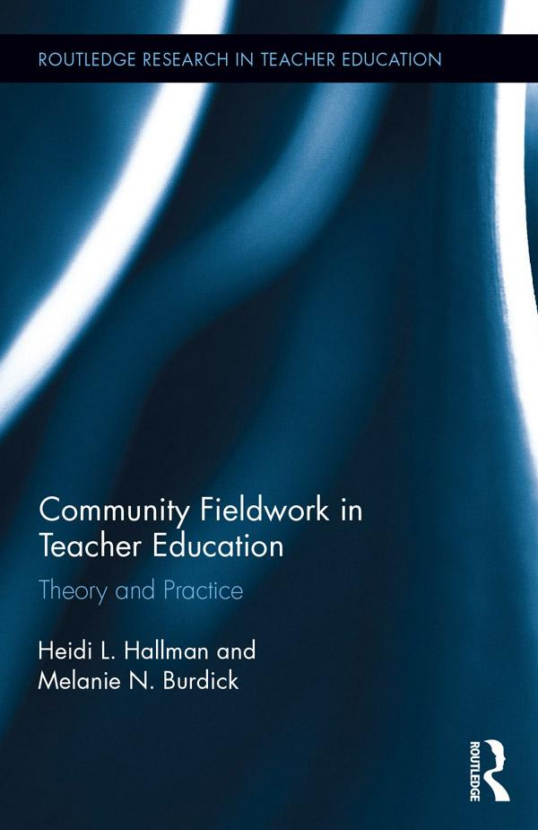 Community Fieldwork in Teacher Education als eB...