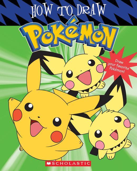 How to Draw Pokemon als Taschenbuch