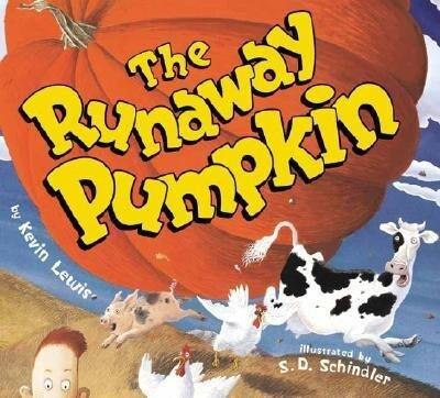 The Runaway Pumpkin als Buch