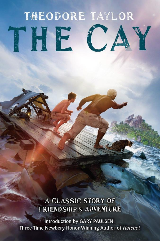 The Cay als Taschenbuch