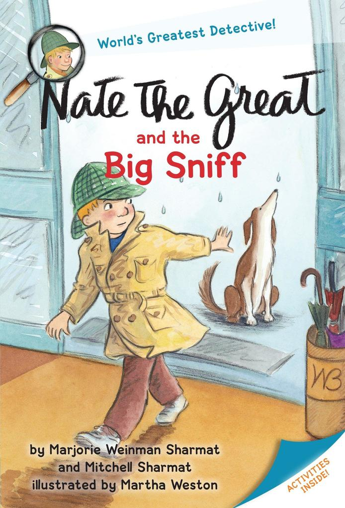 Nate the Great and the Big Sniff als Taschenbuch